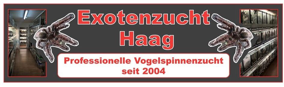 Exotenzucht-Haag-Logo